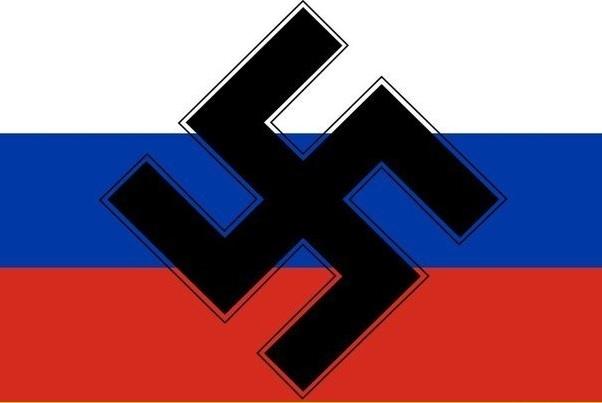 путин-фашист
