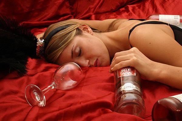 Смешивание алкогольных напитков